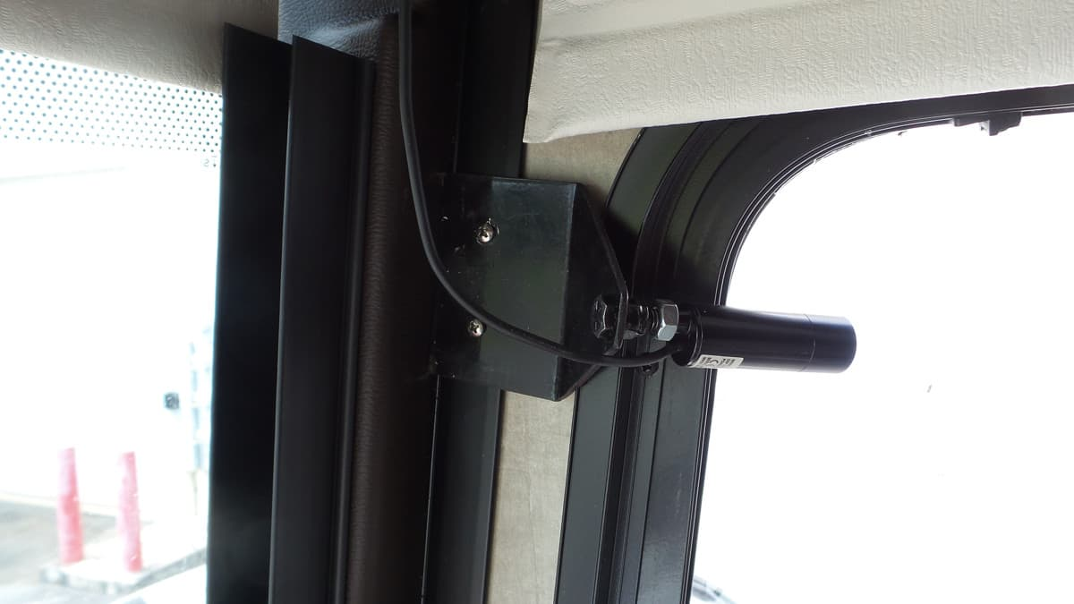 RV Motorhome CCTV Camera