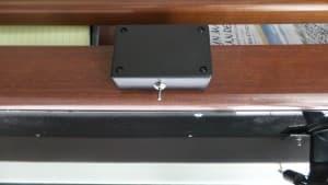 RV Motorhome Rear View Camera System Switcher