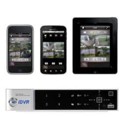 Remote Viewing Surveillance DVR