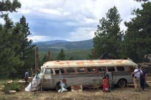 Restoration Wild Nederland Colorado Bus Episode