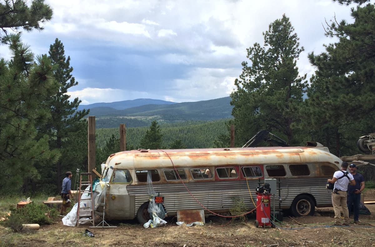 Restoration Wild Nederland Colorado Bus Episode