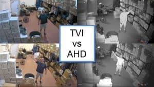 TVI vs AHD