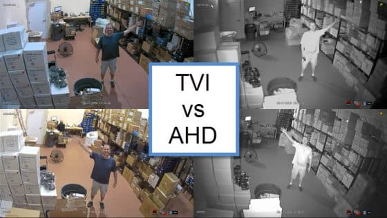 TVI vs AHD – What is the Best HD Security Camera Type?