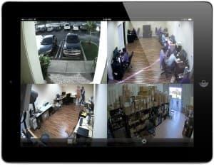 Viewtron DVR Viewer iPad App