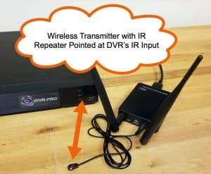 Wireless HDMI Transmitter