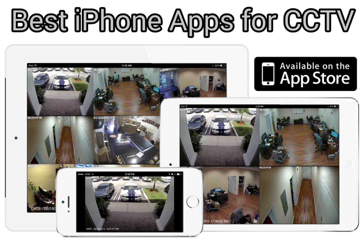 The Best Iphone Apps To View Cctv Cameras