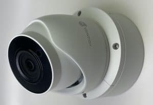 dome camera junction box