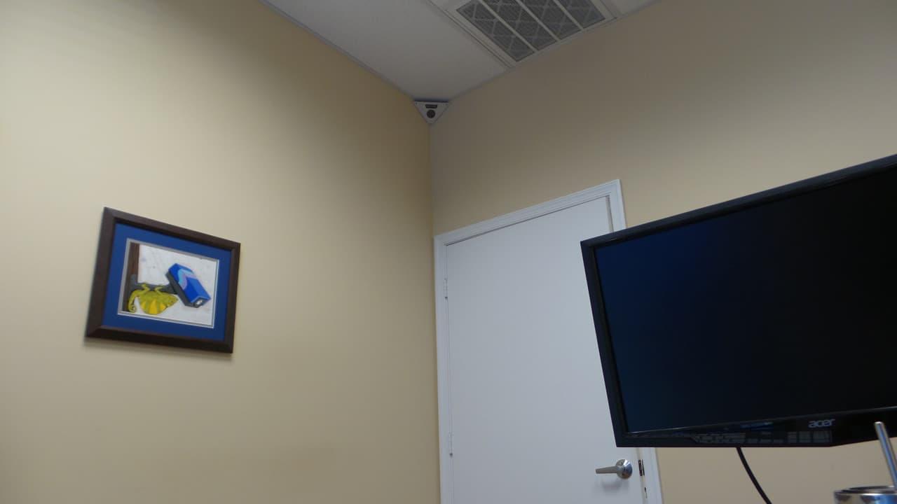 elevator CCTV camera