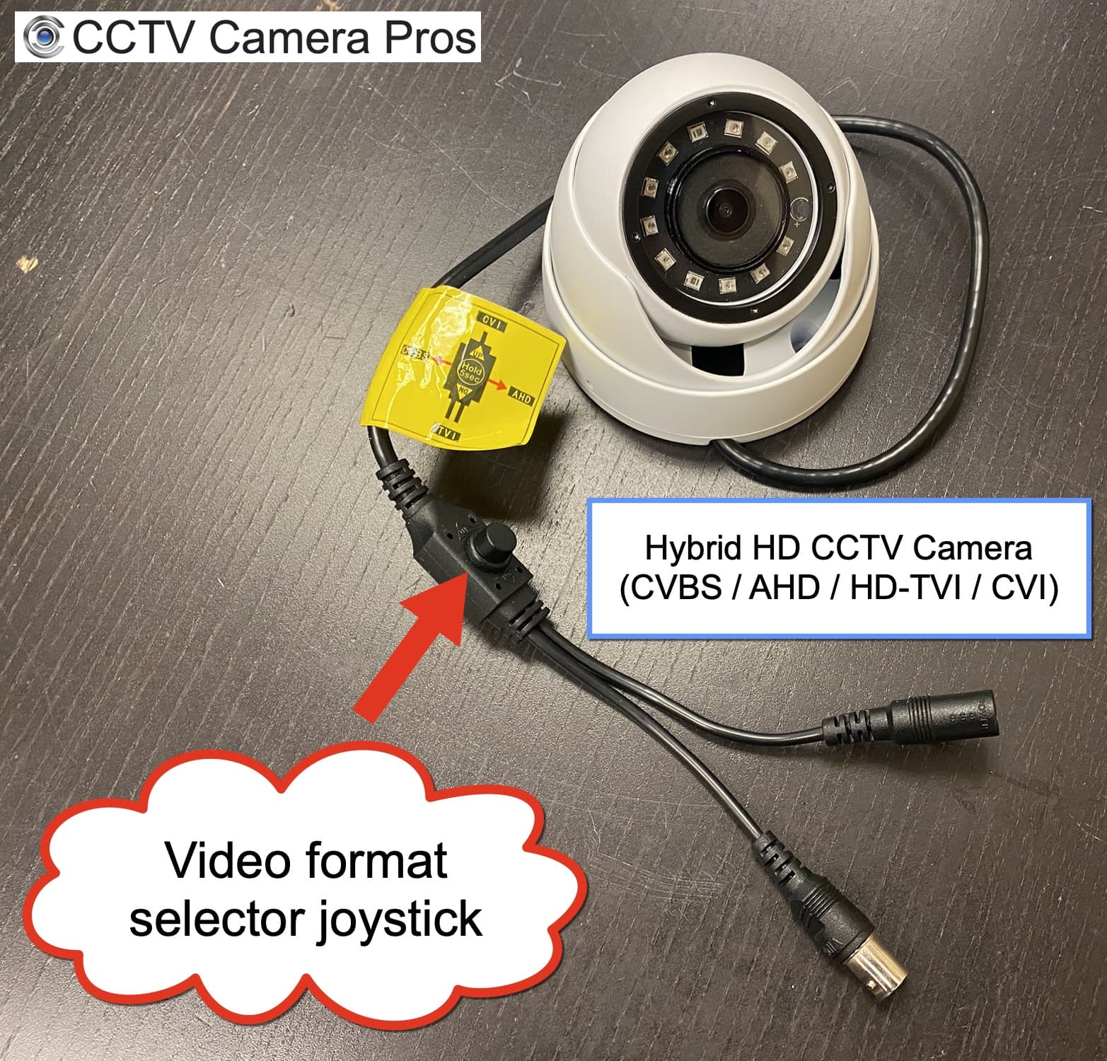 HD CCTV Security Camera