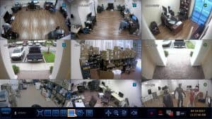 iDVR-PRO Surveillance DVR