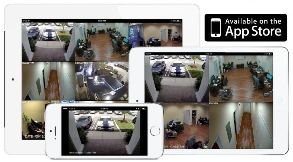 iOS DVR Viewer App