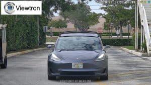 license plate capture camera