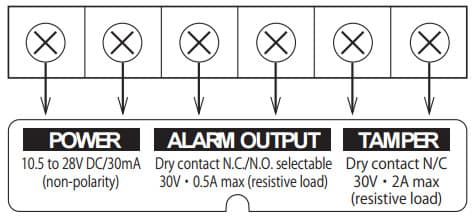motion sensor wiring diagram | Security Camera & Video Surveillance BlogSecurity Camera & Video Surveillance Blog - CCTV Camera Pros