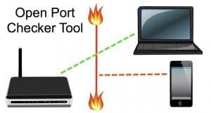open port checker