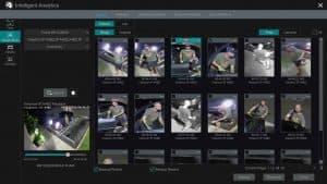 people detection AI camera