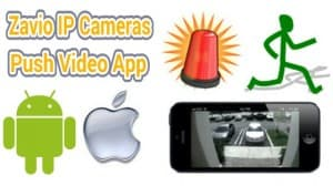 push video ip camera app