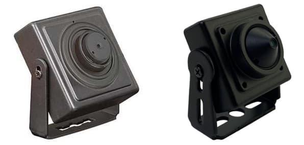 Smallest Pinhole Camera