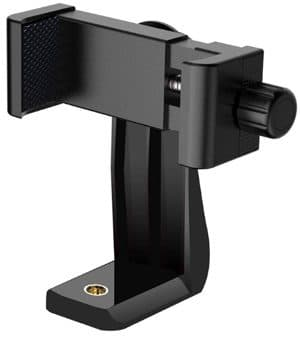 tripod iphone mount holder