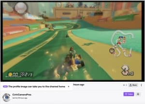 twitch video game streaming
