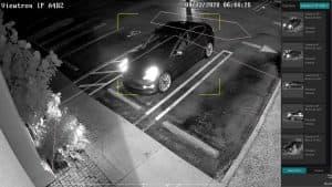 vehicle detection AI camera