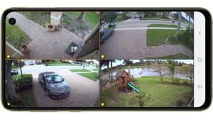 view security cameras android app