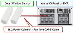 window-door-alarm-sensor