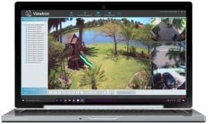 windows security camera software